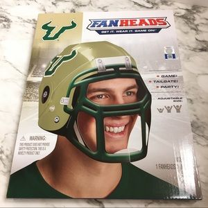 Fatheads South Florida Bulls Helmet